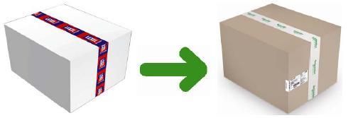 Транспортная упаковка изделий