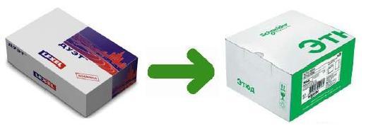 Групповая упаковка изделий